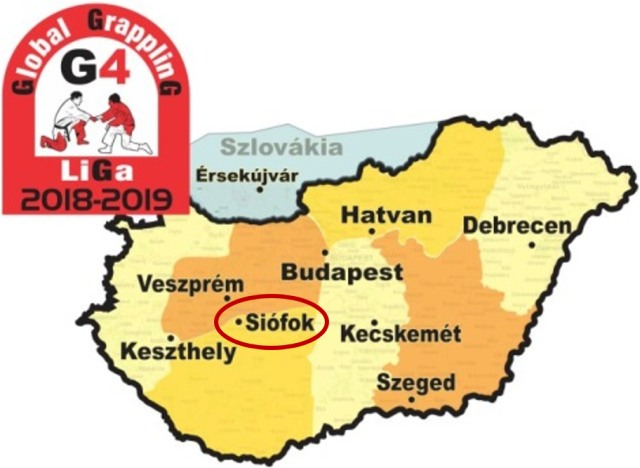 We are organizing our season-closing Round for the fourth time in Siofok.