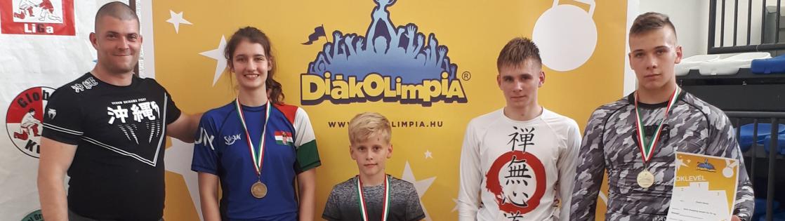 Grappling Diákolimpia(R) és Kiskunfélegyháza 2019 Bajnokság beszámoló