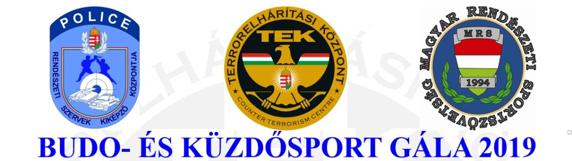 TEK 2019 évi Budo- és Küzdősport Gála beharangozó
