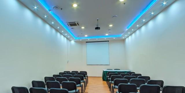 A rendezvény helyszíne a Lurdy Konferecniaközpont