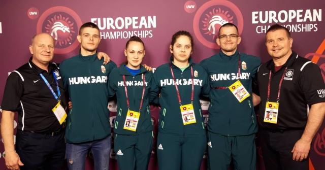 A Magyar Grappling Szövetség delegációja a Grappling Európa Bajnokságon
