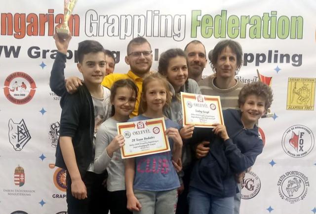 A Legeredményesebb Csapat különdíját a ZR Team Budaörs kapta