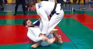 Gi Open -80 kg kategória döntője