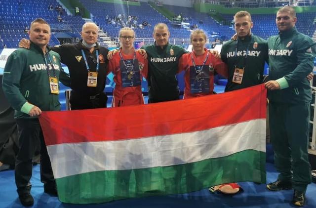 A Magyar Grappling Szövetség delegációja a 2021-as Világbajnokságon Ufa-ban
